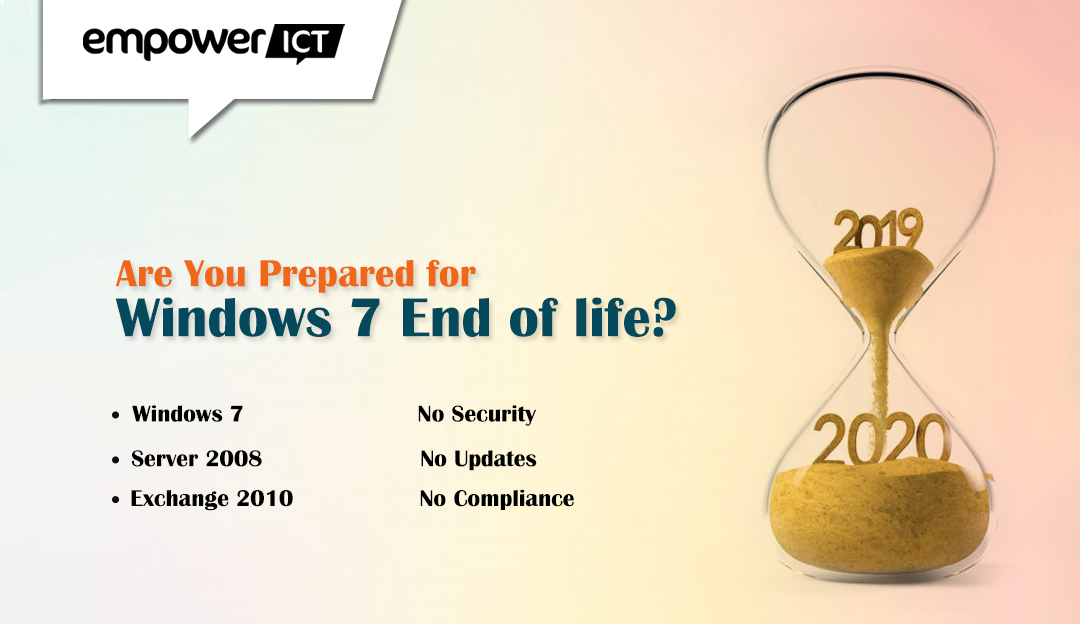 Are You Prepared for Windows 7 End of life?